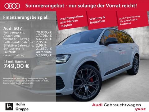 Audi SQ7 4.0 TDI qu a