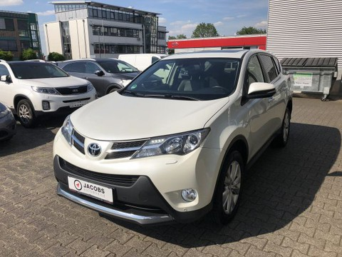 Toyota RAV 4 2.2 Executive