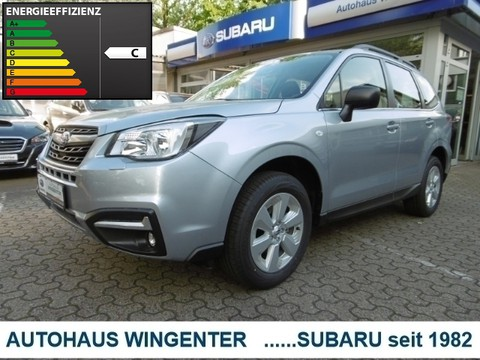 Subaru Forester 2.0 X Active Lineatronic
