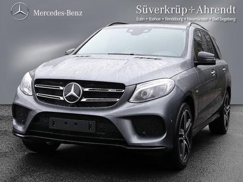Mercedes GLE 43 AMG Night Dist 21 M Harman