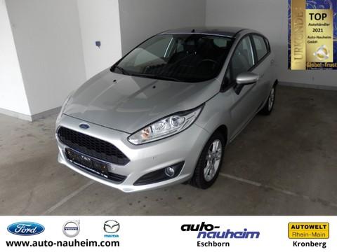 Ford Fiesta 1.0 Celebration Beheizb Frontsch Multif Lenkrad