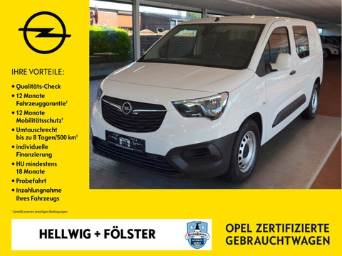 Opel Combo 1.5 Cargo D Edition XL ONLINEKAUF MÖGLICH
