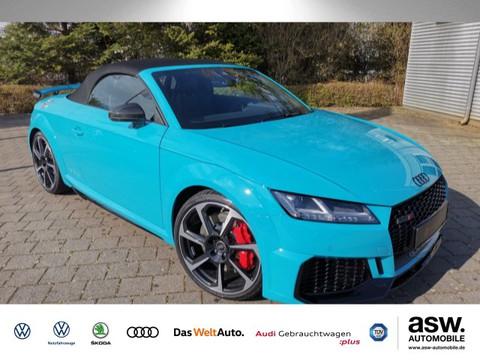 Audi TT RS 2.0 Roadster Exklusive 400PS 1000