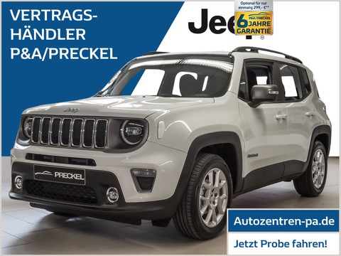 Jeep Renegade Limited 169 EUR o Anz