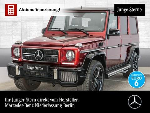 Mercedes G 63 AMG Exklusiv Harman NP184930Eur