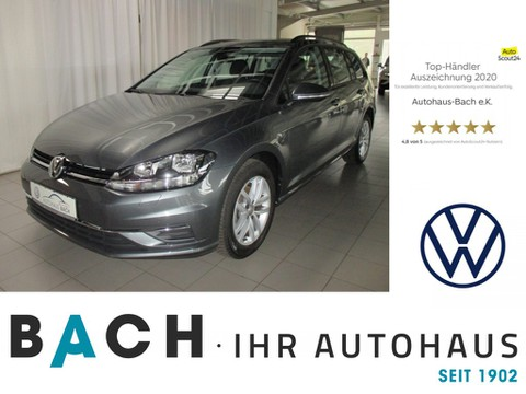 Volkswagen Golf Variant Comfortline Business Comp Media Cli