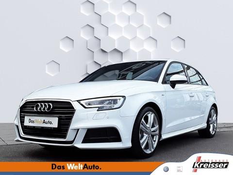 Audi A3 Sportback 40 TFSi sport quattro S-line S-tron