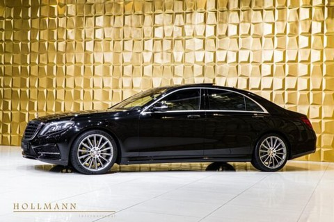 Mercedes-Benz S 500 LONG TV 4 SEAT AMG STYLING
