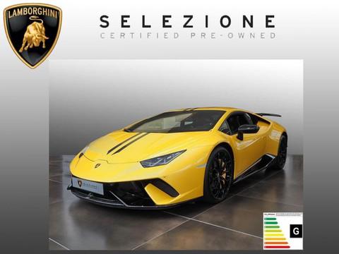 Lamborghini Huracán Performante 640-4 Branding Lifting