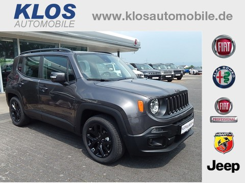 Jeep Renegade 1.4 l MULTIAIR LIMITED 140PS BLACK