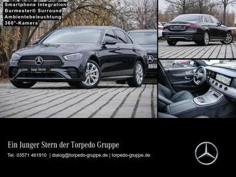 Mercedes-Benz E 400 d AMG MBUX AR
