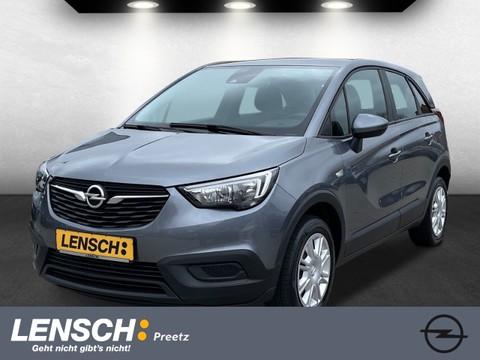 Opel Crossland X 1.2 Edition T ALLWETTER