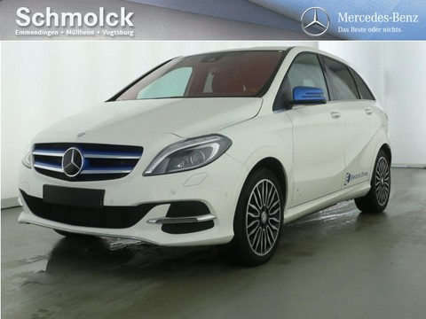 Mercedes B 250 e Electric Range plus rekup Bremssyst