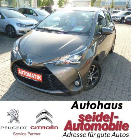 Toyota Yaris Hybrid Team