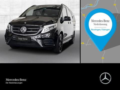 Mercedes-Benz V 250 d AVANTGARDE EDITION Lang AMG