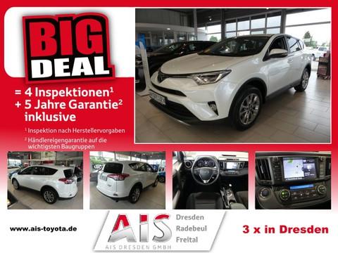 Toyota RAV 4 2.0 Edition-S