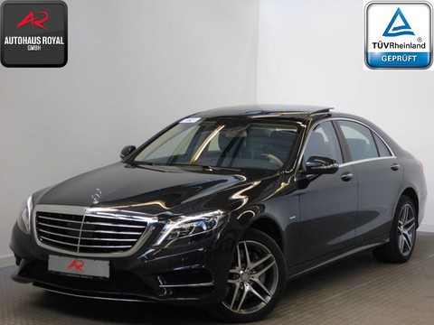 Mercedes S 500 LANG AMG EDITION 1