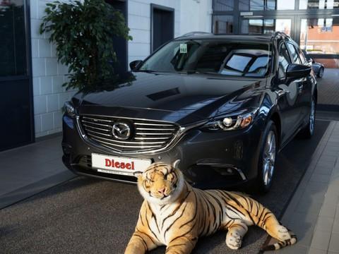 Mazda 6 2.2 Kombi Diesel NUR 100km
