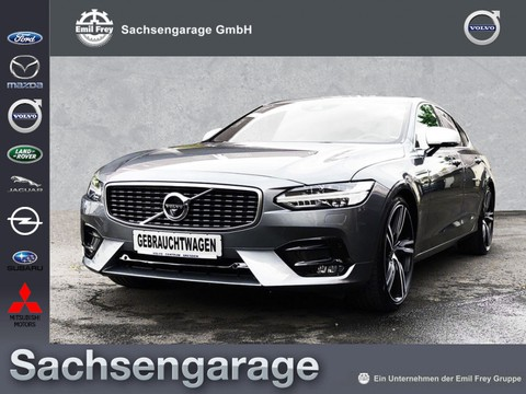 Volvo S90 D5 AWD Geartr R Design Bowers &