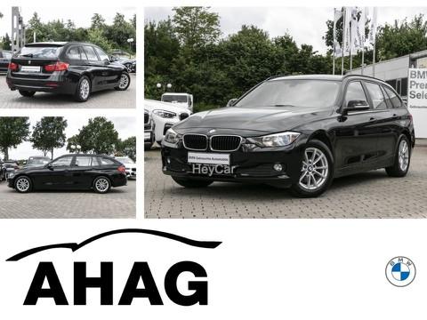 BMW 316 i Durchlade