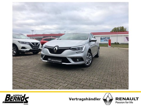 Renault Megane ENERGY TCe 100 EXPERIENCE WKR