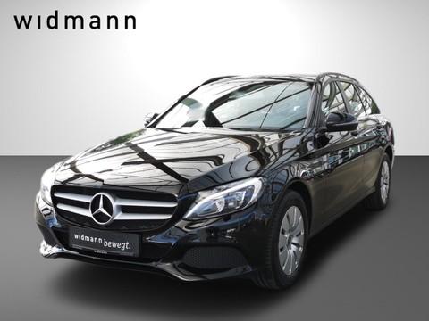 Mercedes-Benz C 200 T Player