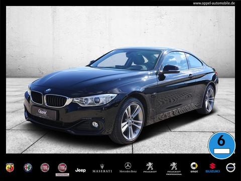 BMW 428 i xDrive SPORT LINE