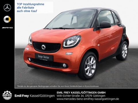 smart ForTwo coupe passion Paket