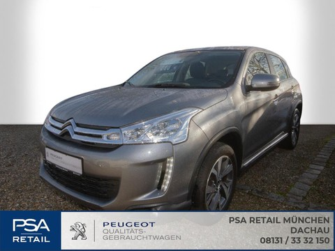 Citroën C4 Aircross HDi 115 Stop & Start Attraction