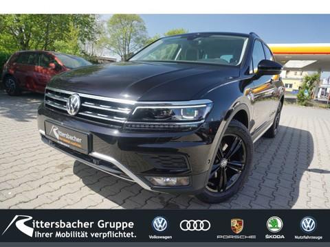 Volkswagen Tiguan Offroad Display