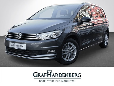 Volkswagen Touran 2.0 TDI UNITED Automatik