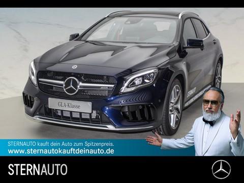 Mercedes GLA 45 AMG Business-P RideCONTROL