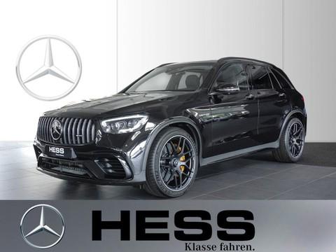Mercedes-Benz GLC 63 AMG S Sitzklima Drivers P