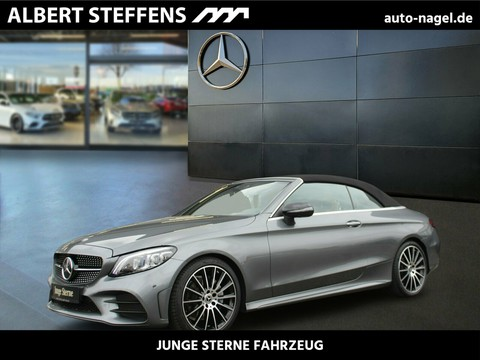 Mercedes-Benz C 200 Cabriolet AMG Display 74T