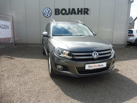 Volkswagen Tiguan 1.4 TSI Business-Paket