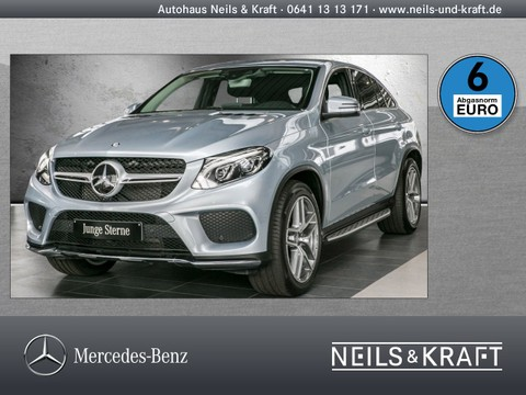 Mercedes GLE 500 AMG 21 ALLE ASSISTENTEN