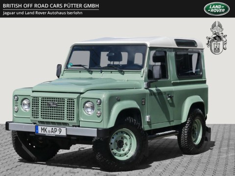 Land Rover Defender 2.2 Limited Edition 90 Heritage