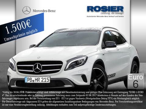 Mercedes GLA 220 Edition1