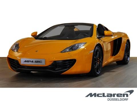 McLaren MP4-12C Spider Sports