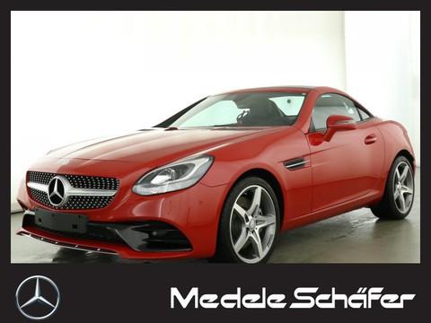 Mercedes SLC 180 AMG PanoDach