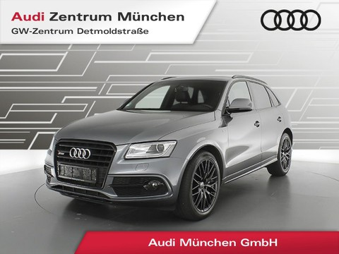 Audi SQ5 3.0 TDI qu competition 20Zoll
