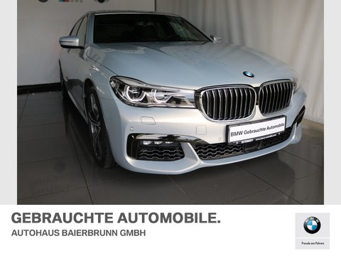 BMW 750 d Ld xDrive INDIVIDUAL M-SPORTPAKET Sky Lounge Surround View