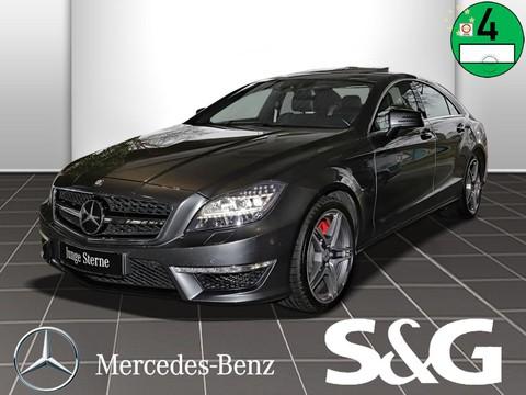 Mercedes CLS 63 AMG S Sidebag Font