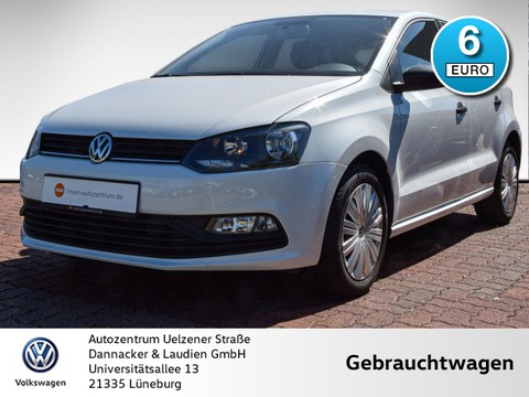 Volkswagen Polo 1.4 TDI Comp Touch Tagfahrl