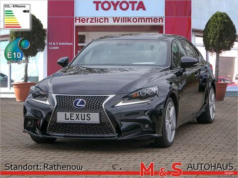 Lexus IS 300 h F-Sport