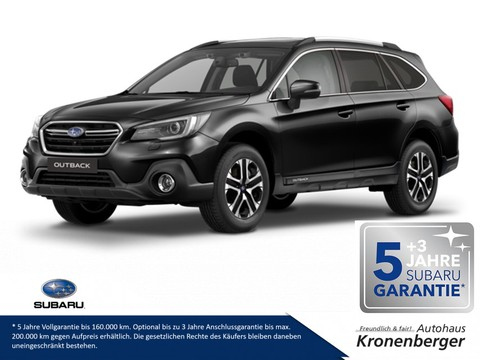 Subaru OUTBACK 2.5 Active Lineartronic