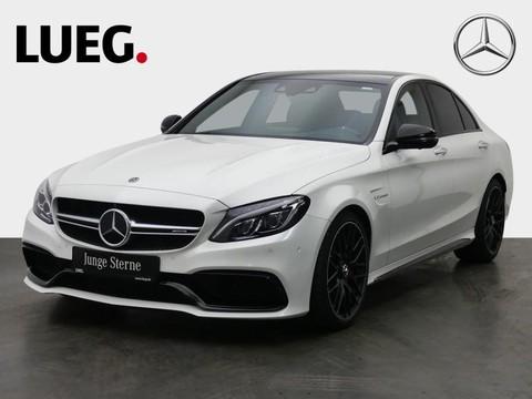 Mercedes-Benz C 63 AMG COM Dstr Abgas DrivP Mem
