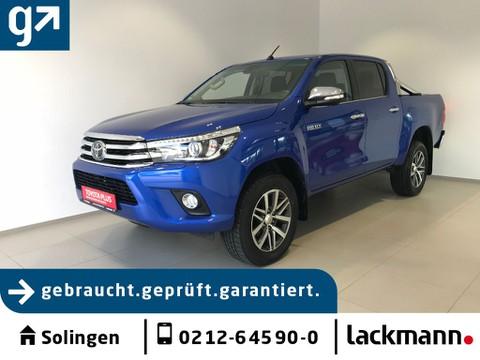 Toyota Hilux Double Cab Executive