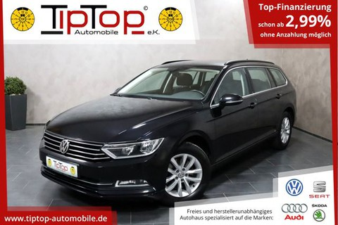 Volkswagen Passat Variant 1.6 TDI dig Tacho