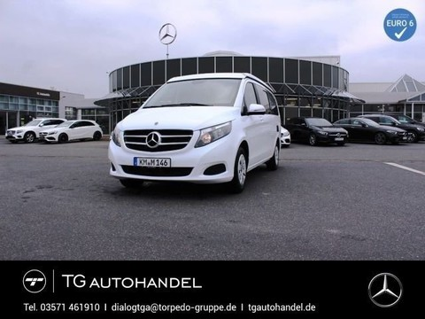 Mercedes V 200 MARCO POLO AUDIO 20 EURO 6C